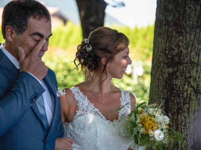 Il matrimonio di Nicola e Michela a Barni, Como 59