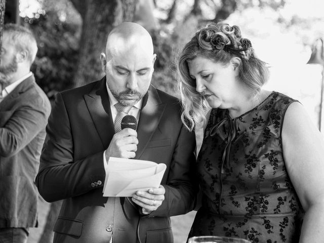Il matrimonio di Nicola e Michela a Barni, Como 61