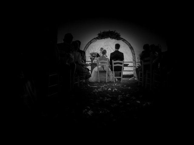 Il matrimonio di Nicola e Michela a Barni, Como 62
