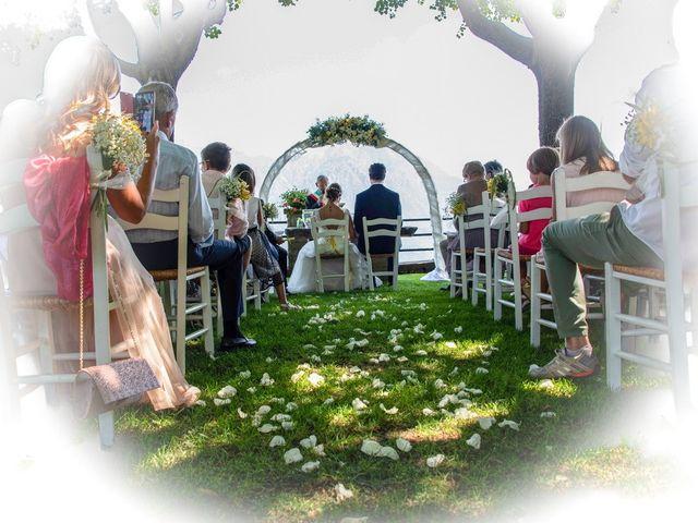 Il matrimonio di Nicola e Michela a Barni, Como 63