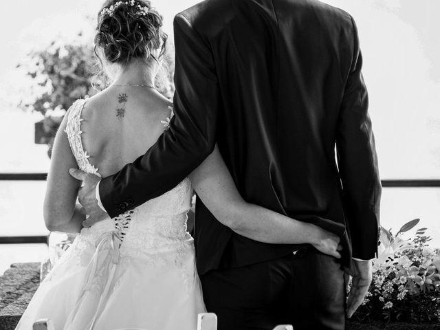 Il matrimonio di Nicola e Michela a Barni, Como 66