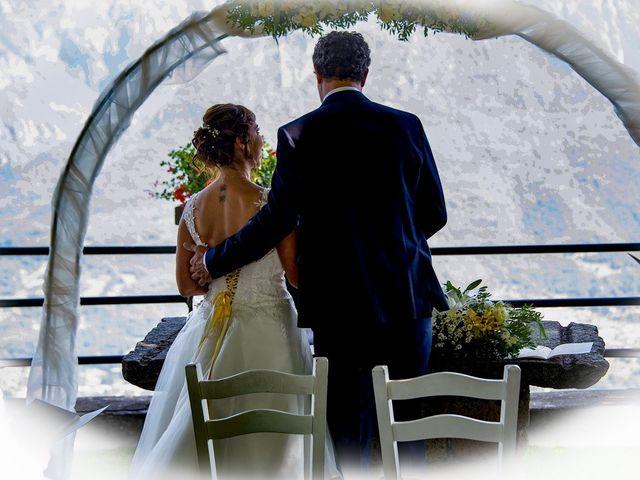 Il matrimonio di Nicola e Michela a Barni, Como 67