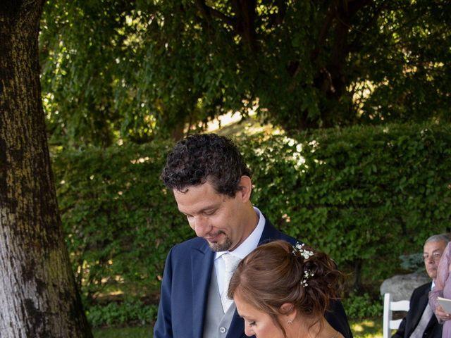 Il matrimonio di Nicola e Michela a Barni, Como 68