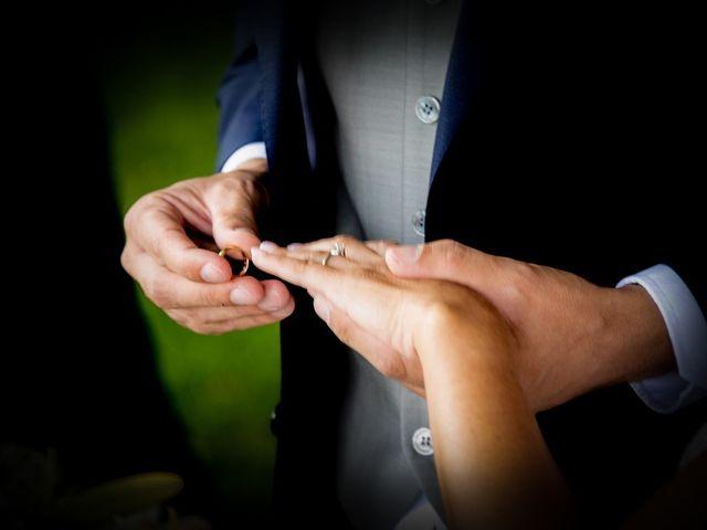 Il matrimonio di Nicola e Michela a Barni, Como 70