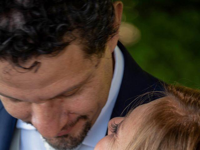 Il matrimonio di Nicola e Michela a Barni, Como 71