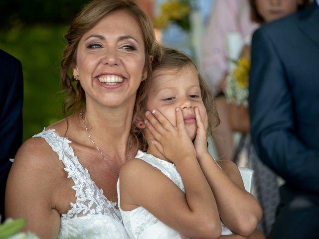 Il matrimonio di Nicola e Michela a Barni, Como 73