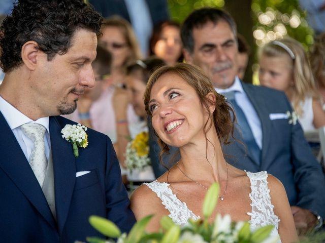 Il matrimonio di Nicola e Michela a Barni, Como 75
