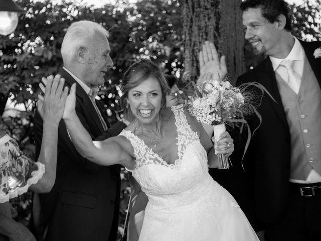 Il matrimonio di Nicola e Michela a Barni, Como 80