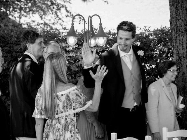 Il matrimonio di Nicola e Michela a Barni, Como 81