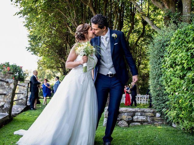 Il matrimonio di Nicola e Michela a Barni, Como 84