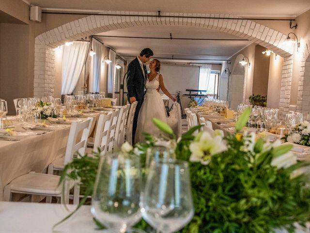 Il matrimonio di Nicola e Michela a Barni, Como 92
