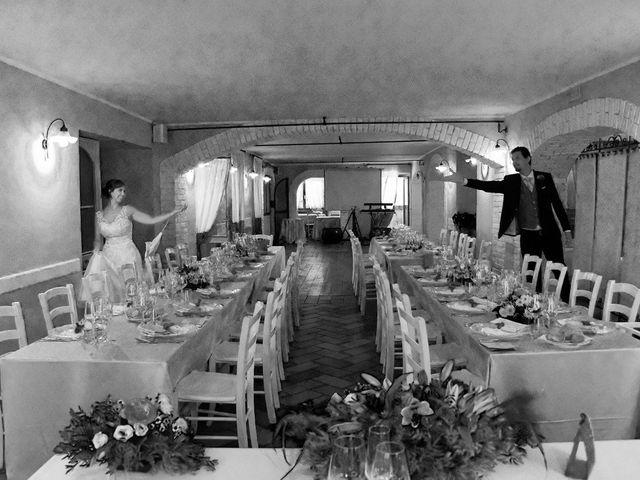 Il matrimonio di Nicola e Michela a Barni, Como 93