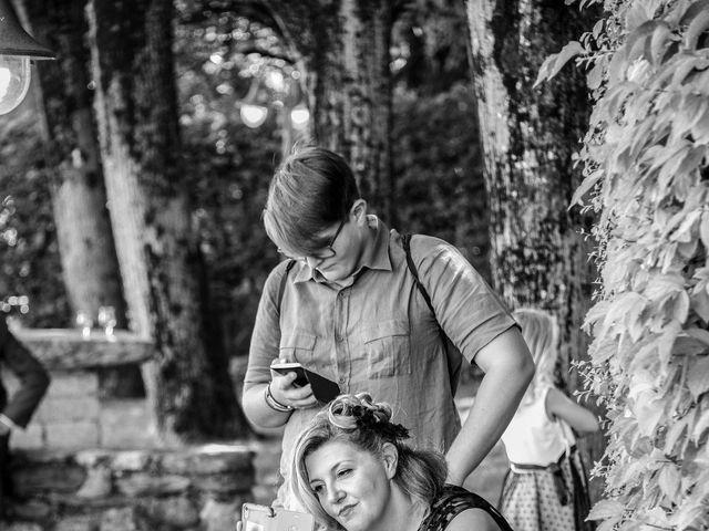 Il matrimonio di Nicola e Michela a Barni, Como 96