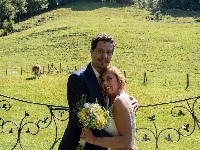 Il matrimonio di Nicola e Michela a Barni, Como 106