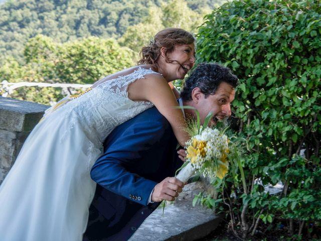 Il matrimonio di Nicola e Michela a Barni, Como 109