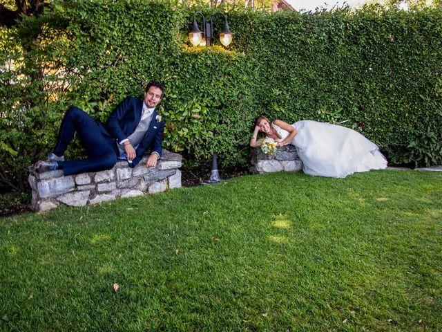 Il matrimonio di Nicola e Michela a Barni, Como 113