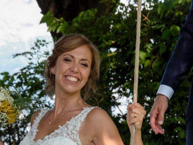 Il matrimonio di Nicola e Michela a Barni, Como 114