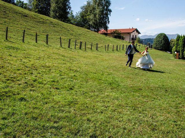 Il matrimonio di Nicola e Michela a Barni, Como 2