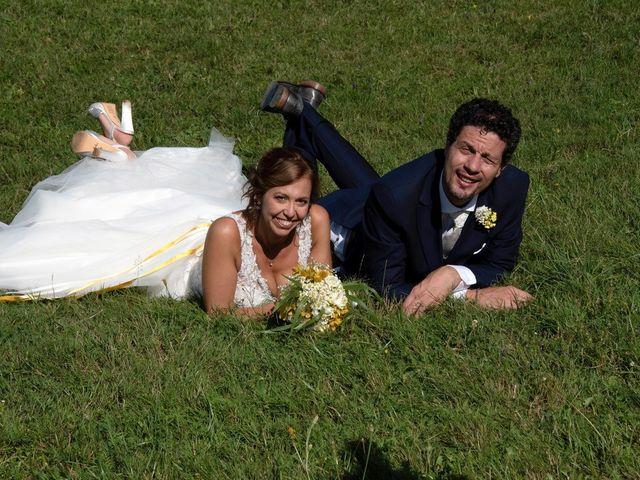 Il matrimonio di Nicola e Michela a Barni, Como 117