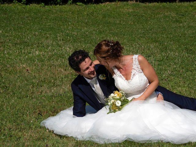 Il matrimonio di Nicola e Michela a Barni, Como 120