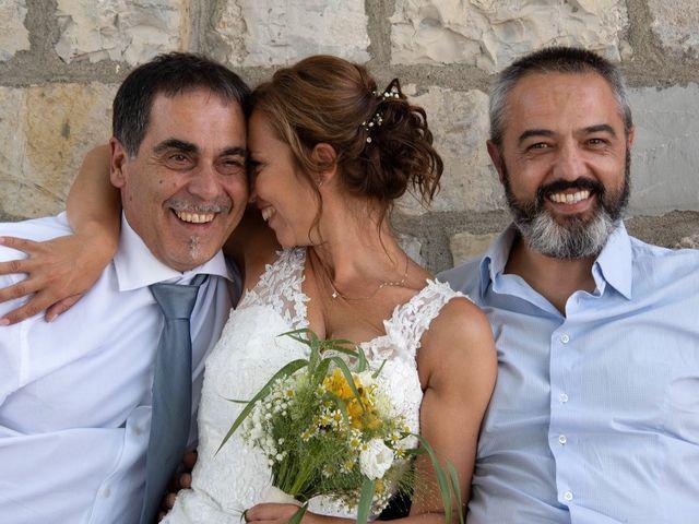 Il matrimonio di Nicola e Michela a Barni, Como 121