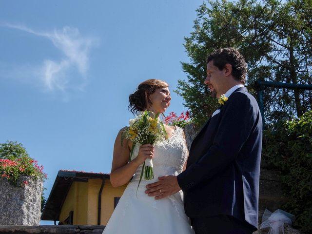 Il matrimonio di Nicola e Michela a Barni, Como 125
