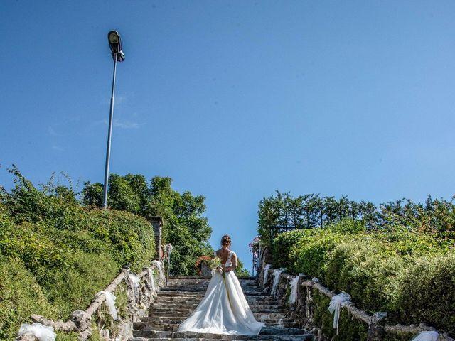 Il matrimonio di Nicola e Michela a Barni, Como 126