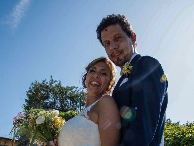 Il matrimonio di Nicola e Michela a Barni, Como 128