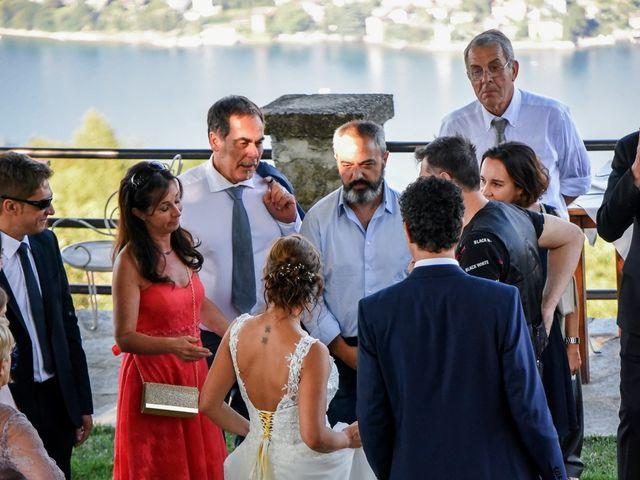 Il matrimonio di Nicola e Michela a Barni, Como 133
