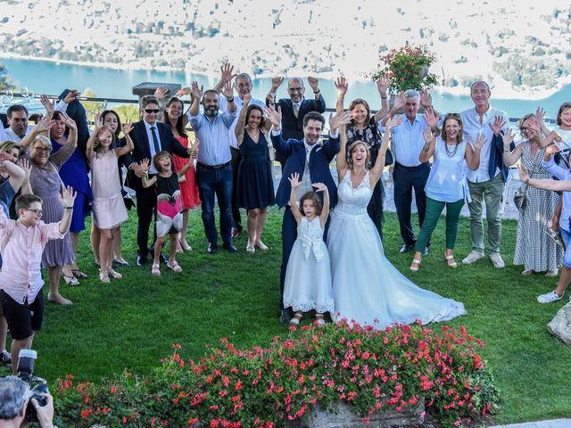 Il matrimonio di Nicola e Michela a Barni, Como 135