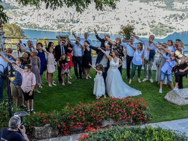 Il matrimonio di Nicola e Michela a Barni, Como 136