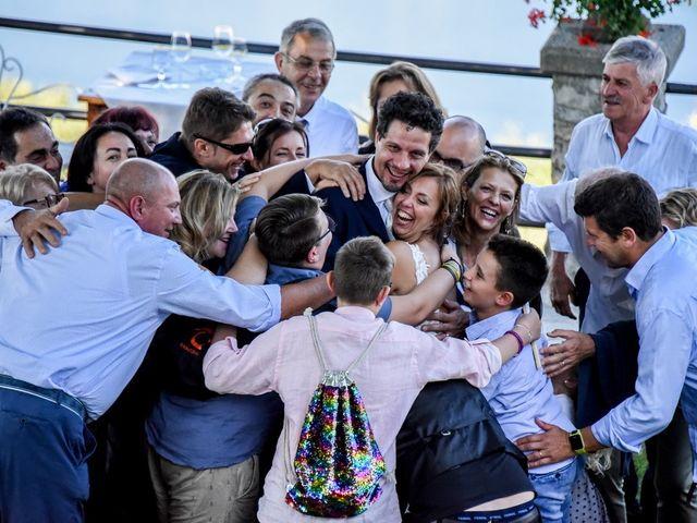Il matrimonio di Nicola e Michela a Barni, Como 138