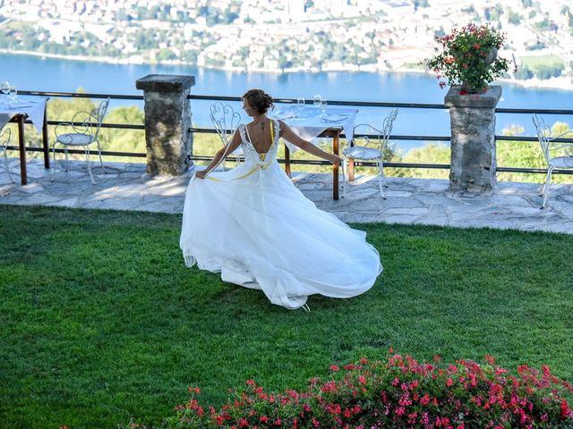 Il matrimonio di Nicola e Michela a Barni, Como 139