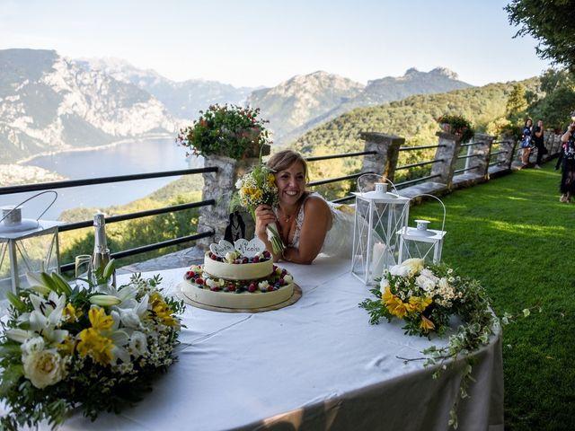 Il matrimonio di Nicola e Michela a Barni, Como 143