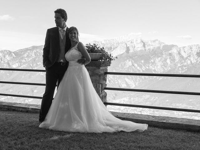 Il matrimonio di Nicola e Michela a Barni, Como 147
