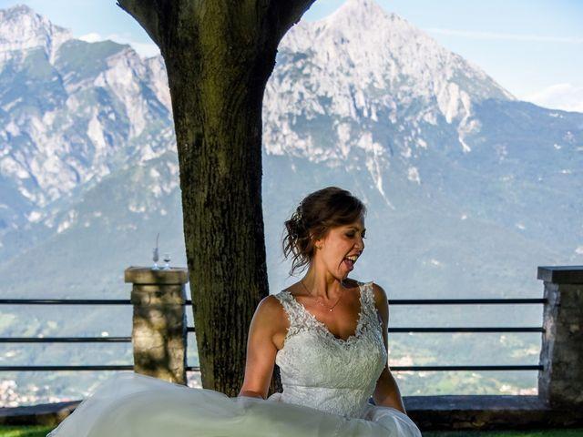 Il matrimonio di Nicola e Michela a Barni, Como 149