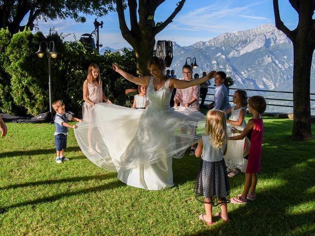 Il matrimonio di Nicola e Michela a Barni, Como 150
