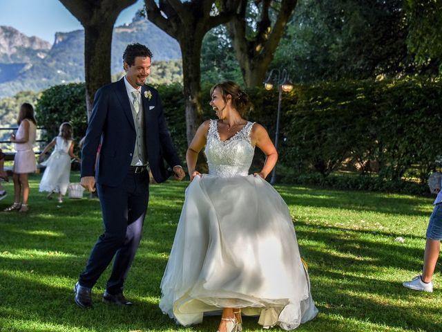 Il matrimonio di Nicola e Michela a Barni, Como 153