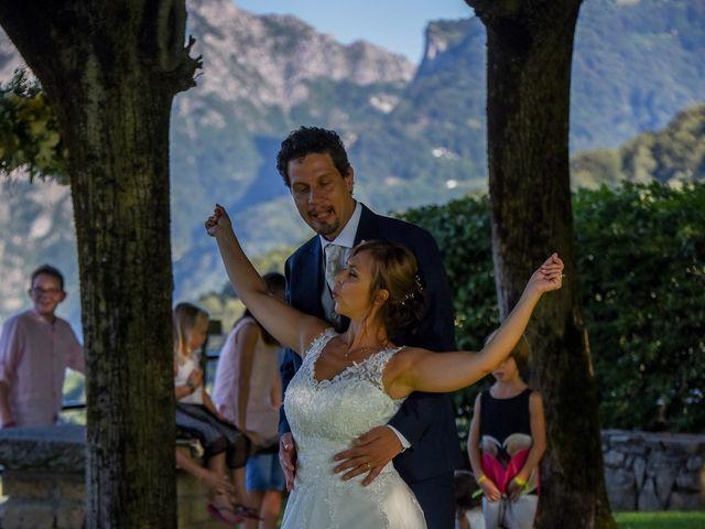 Il matrimonio di Nicola e Michela a Barni, Como 155