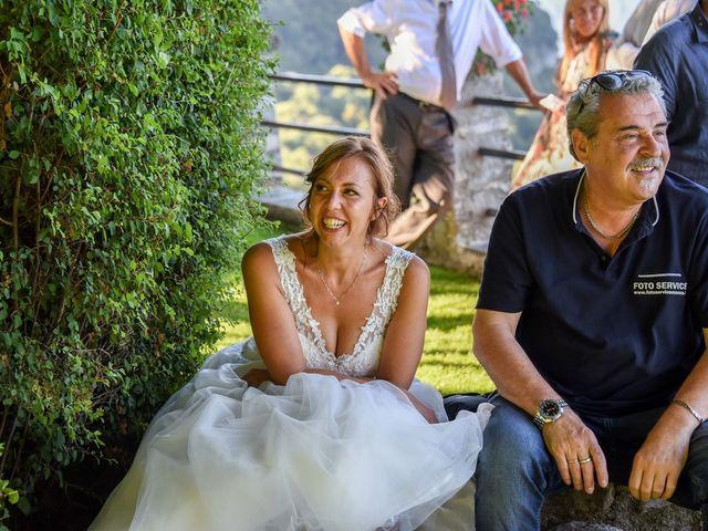 Il matrimonio di Nicola e Michela a Barni, Como 163
