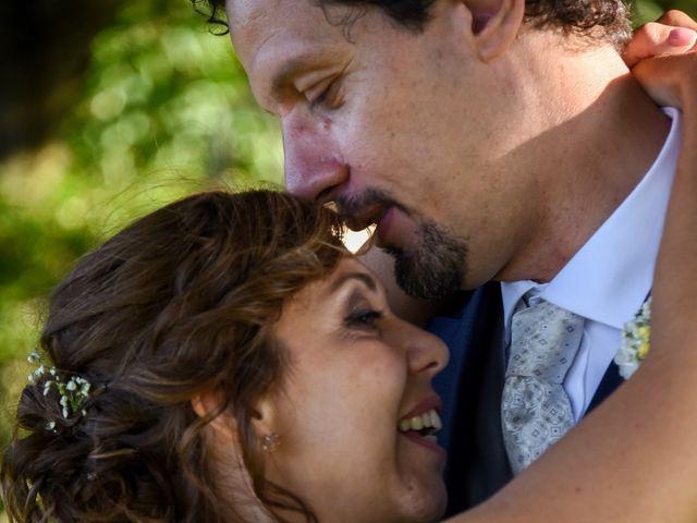 Il matrimonio di Nicola e Michela a Barni, Como 167