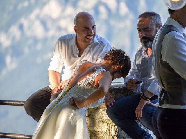 Il matrimonio di Nicola e Michela a Barni, Como 168