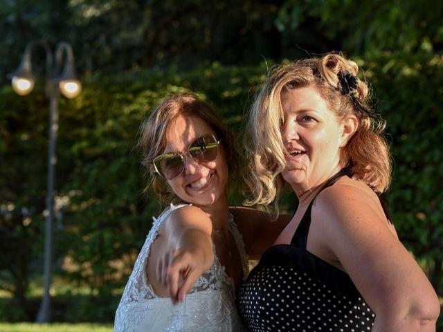 Il matrimonio di Nicola e Michela a Barni, Como 170