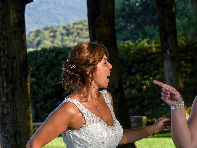 Il matrimonio di Nicola e Michela a Barni, Como 171