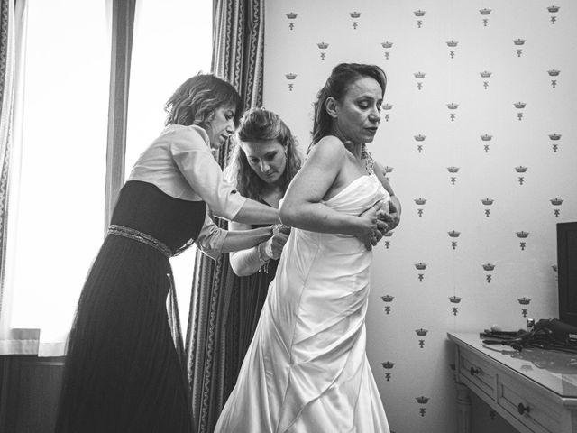 Il matrimonio di Nicola e Angelica a Menaggio, Como 17