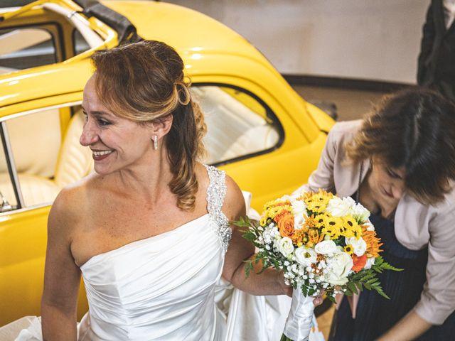 Il matrimonio di Nicola e Angelica a Menaggio, Como 29