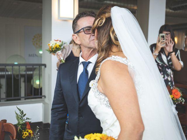Il matrimonio di Nicola e Angelica a Menaggio, Como 39
