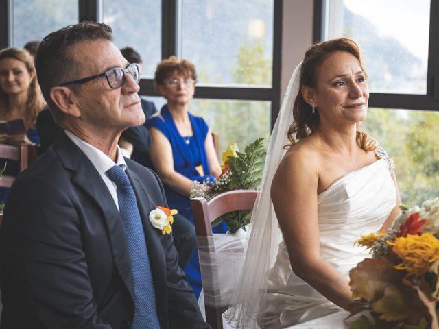 Il matrimonio di Nicola e Angelica a Menaggio, Como 41