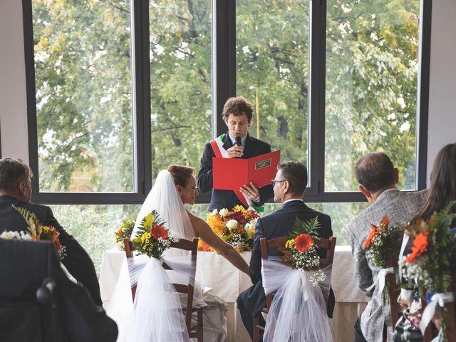 Il matrimonio di Nicola e Angelica a Menaggio, Como 42