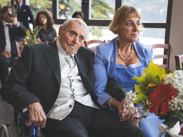 Il matrimonio di Nicola e Angelica a Menaggio, Como 43